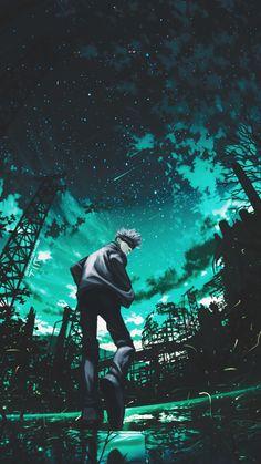 Jujutsu Kaisen anime wallpaper