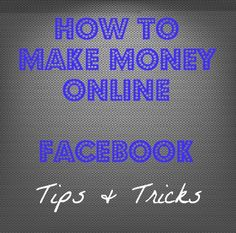 How To Make Money On Facebook Pages