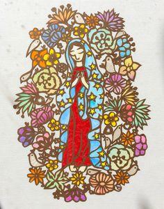 グアダルーペのマリア/Our Lady of Guadalupe