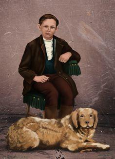 Great grandpa Delos Hawes