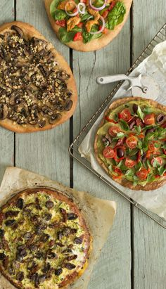 Quirky Cooking Pizza Recipes