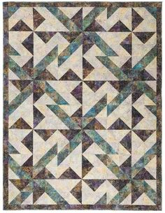 Windcatcher Quilt Kit | Keepsake Quilting