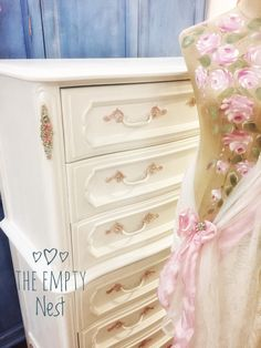 Wedding Cake Dresser