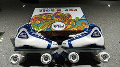 Fila lança patins inspirado em tênis clássico dos anos 90