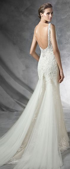 Pronovias 2016 Wedding Dress #coupon code nicesup123 gets 25% off at  www.leadingedgehealth.com