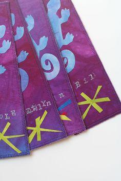 Quick & Easy Bookmarks | Pink Chalk Studio