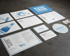 Creative Market branding examples.