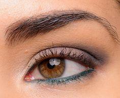 LORAC MEGAPRO Eyeshadow Cashmere, Stone, Deep Teal, Gray, Fawn+Cream (brow bone)