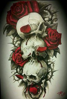 Llanto skull