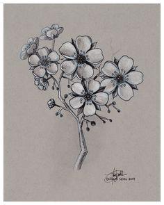 ..die Machart/Farbe und solche Blüten und Knospen II..
