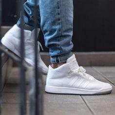 adidas Originals Veritas Mid: White