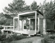 Summer House - Carl-Viggo Hølmebakk AS Home Fashion, Gazebo, Shed, House Ideas, Exterior, Outdoor Structures, Architecture, House Styles, Summer