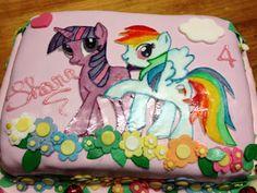 I miei hobby: Shana ha voluto la torta di My little Pony per il ...