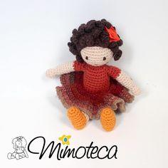 marianamimoteca:: Mais uma flor no jardim!!  #mimoteca #emoçãoemarte #feitocomamor =============================== #amigurumi #designercrochet #boneca #festainfantil #decor #bonecadecrochet #mimos #presentes #props #feitoamao #personalizados #partykids #casamento #maternidade #crochet #handmade #instapartybloggers Contato e orçamento:  Site: www.mimoteca.com.br e-mail: mariana@mimoteca.com.br Face: MarianaTorresFreire