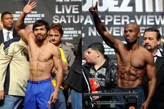 Manny Pacquiao vs Timothy Bradley 12 Abril 2014