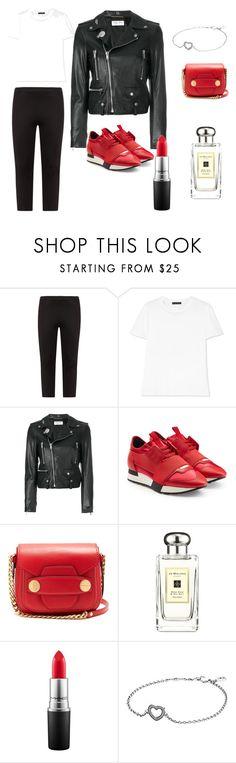 Designer Clothes, Shoes & Bags for Women Jo Malone, Polyvore Outfits, Mac Cosmetics, The Row, Stella Mccartney, Balenciaga, Yves Saint Laurent, Pandora, Shoe Bag