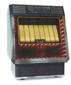 1981, Rowe-AMI's R-85 Starlight: The songs were secondary to the trippy light show