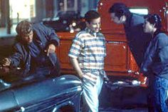 Pictures From American Graffiti | American Graffiti (movie) A scene from American Graffiti.