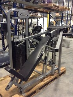 Magnum Fitness Biangular Incline Press #MagnumFitness