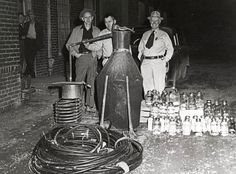 black and white moonshine still photos - Google Search