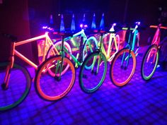 Beatnecks glow bike