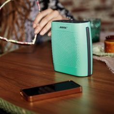 AmazonSmile: Bose SoundLink Color Bluetooth Speaker (Mint): Home Audio & Theater