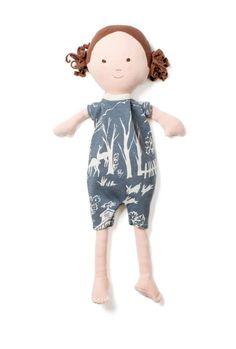 Hazel Village doll