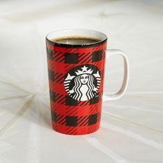 Mug - Plaid, 16 fl oz | Starbucks® Store