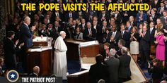 Humor: The Pope Visits — The Patriot Post
