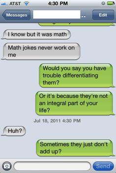 hooray for math jokes