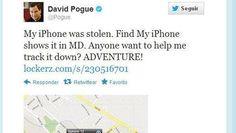Encuentra su iPhone gracias a Twitter.