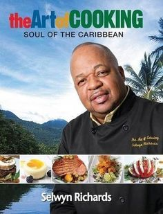 Executive #chef, Selwyn Richards  invites you to experience the art of #cooking: http://chefselwyn.com/