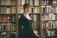 marguerite gisele: the librarian.