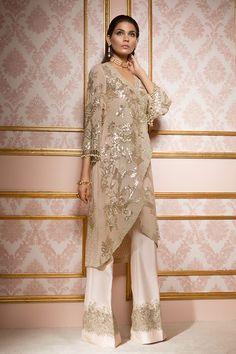 """La Saison Glamour"" Elan Luxury Pret Collection 2017 - PK Vogue"