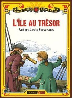 L' ILE AU TRESOR by Robert-Louis Stevenson