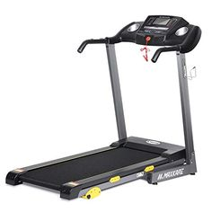 MaxKare Electric Folding Treadmill Easy Assembly Motorized Running Jogging Machine with 15 Pre-Set Programs, Large Tread Belt, MPH Max Speed, LCD Screen, Cup Holder & Wheels for Home Use Treadmill Desk, Best Treadmill For Home, Folding Treadmill, Treadmill Reviews, Running Machines, Cardio Machines, Electric Treadmill, Good Treadmills, Shopping