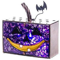 Halloween Jack-o'-lantern Tea Light Holder Cros Distribution http://www.amazon.com/dp/B011Z89TFM/ref=cm_sw_r_pi_dp_TTQXvb078ZXBR