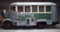 1940 GMC Howard Hughes Camper