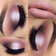 soft and pretty look