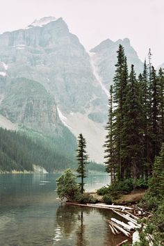 The Still Wanderer | johntirso: Lake Moraine. .Tirso