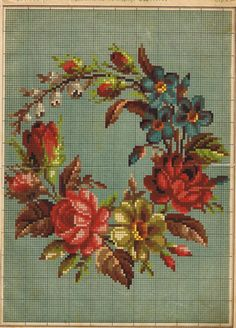 703bd2fbd4b6 #cross stitch or #tapestry #@Af's 24/4/13
