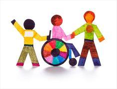 З повагою ставимося до людей з різними фізичними вадами.