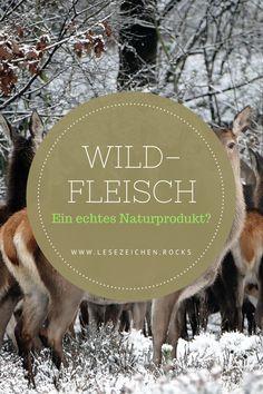 Wissenswertes über Wildfleisch.