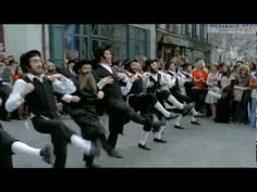Rabbie's dance - YouTube