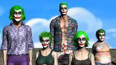 Joker Finger Family Song   Top 10 Finger Family Songs   Nursery Rhymes For Children