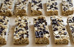 8 Great Granola Bars to Grab on the Go   Yummly