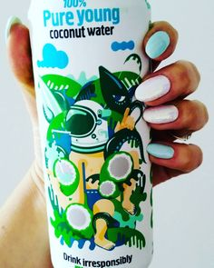 Coconut Water Drinks, Drinking Water, Pure Products, Instagram
