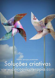 Soluções criativas  www.cincopsicoterapia.com