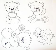 40 Creative Drawing Ideas and Topics for Kids Applique Patterns, Embroidery Applique, Cross Stitch Embroidery, Quilt Baby, Baby Motiv, Baby Art, Coloring Book Pages, Digi Stamps, Drawing For Kids