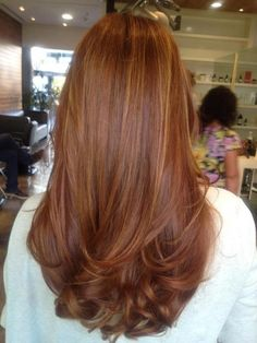 Color, haircut, hairstyle, love everything !